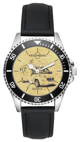 Für Bürstner Lyseo Time A Wohnmobil Fan Armbanduhr L-6588