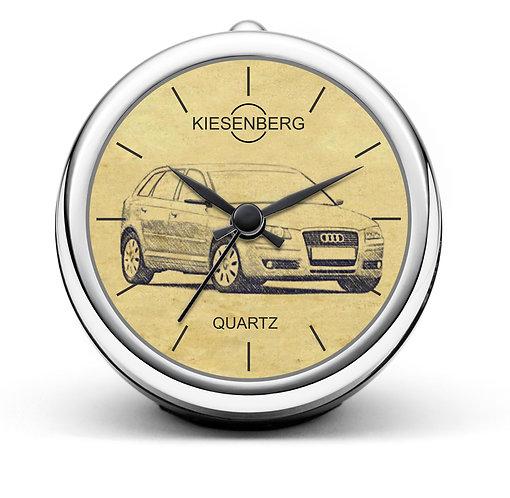 Für Audi A3 8P Sportback Fan Tischuhr T-5100