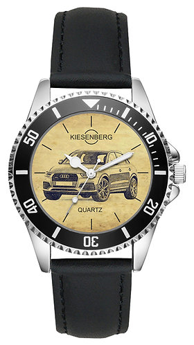 Für Audi Q3 RS Fan Armbanduhr L-6271