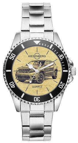 Für Jeep Cherokee Fan Armbanduhr 6290