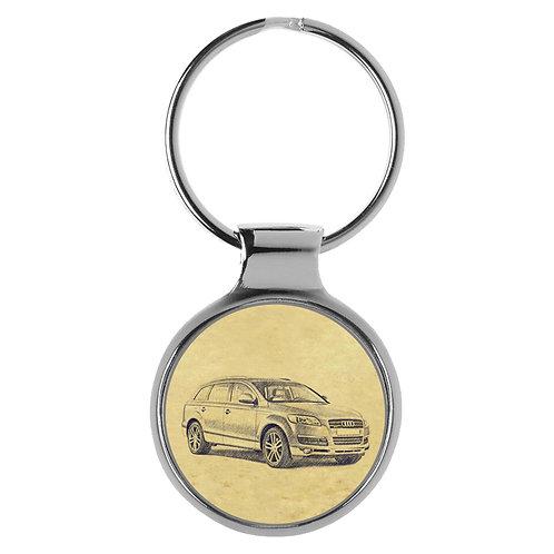 Für Audi Q7 4L Fan Schlüsselanhänger A-5138