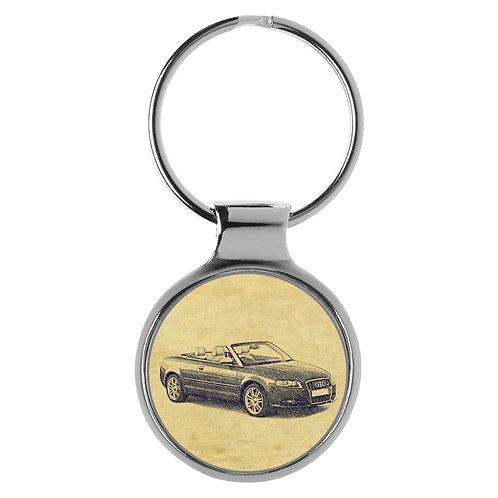 Für Audi A4 B7 Cabrio Fan Schlüsselanhänger A-4177