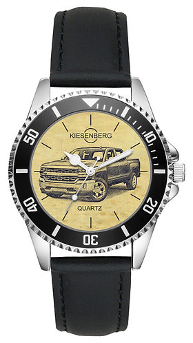 Für Chevrolet Silverado Fan Armbanduhr L-20707