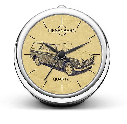 Für Peugeot 404 Familiale Fan Tischuhr T-4354