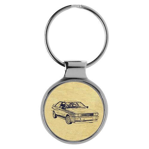Für Audi Quattro Fan Schlüsselanhänger A-4051