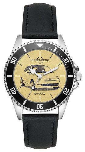 Für FIAT 500 Lounge Modellpflege Fan Armbanduhr L-5208