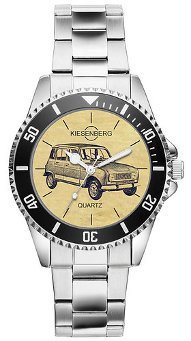 Für Renault 4 Fan Armbanduhr 4184