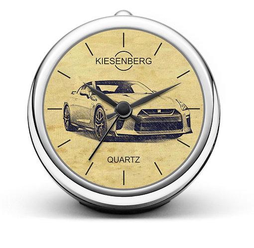 Für Nissan GTR Fan Tischuhr T-6350