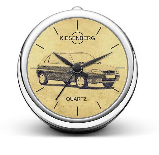 Für Citroen Saxo Modellpflege Fan Tischuhr T-5586