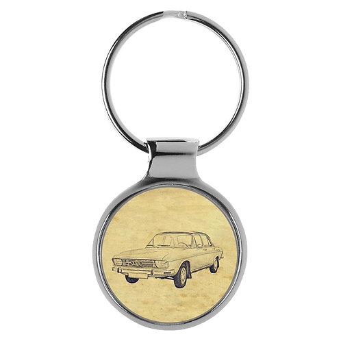 Für Audi 100 Bj. 68-77 Fan Schlüsselanhänger A-20601