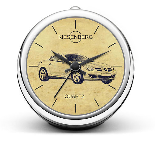 Für Mercedes SLK R171  Fan Tischuhr T-5465