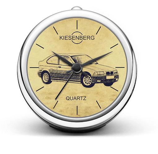 Für BMW E36 Compact Fan Tischuhr T-5723