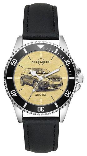 Für Peugeot 3008 II Fan Armbanduhr L-4334