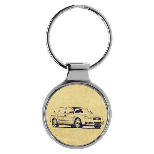 Für Audi A4 B7 Avant Fan Schlüsselanhänger A-5118