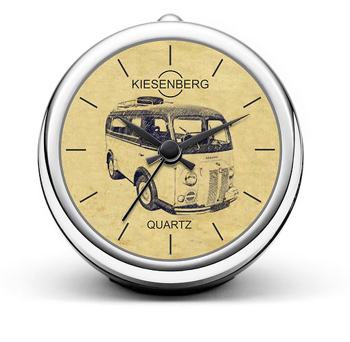 Für Peugeot D4 Fan Tischuhr T-4347