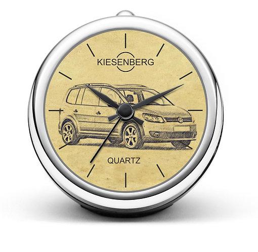 Für VW Touran Cross Modellpflege 2 Fan Tischuhr T-5032