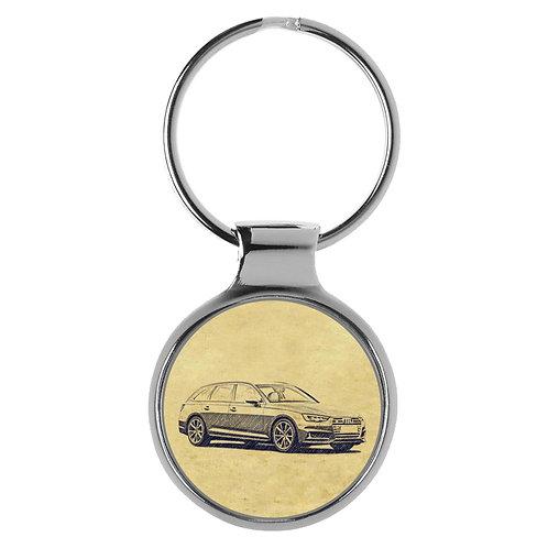 Für Audi S4 B9 Avant Fan Schlüsselanhänger A-5122