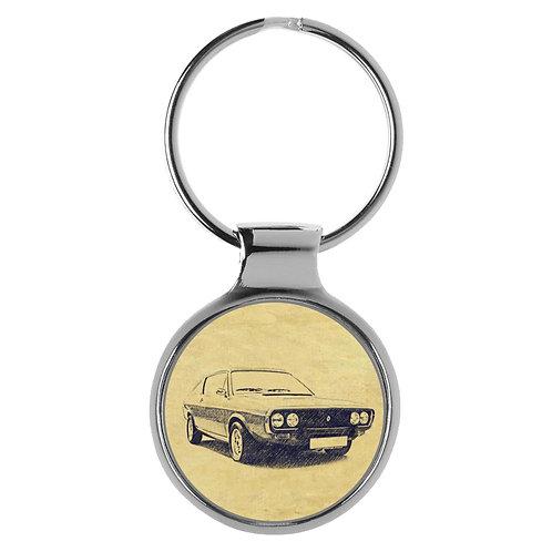Für Renault 17 Fan Schlüsselanhänger A-4190