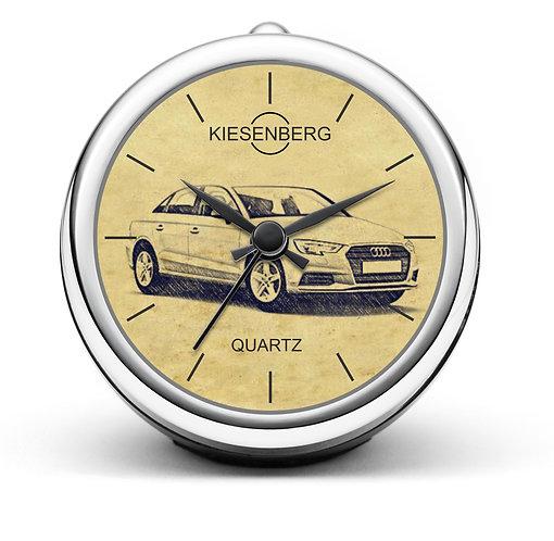 Für Audi A3 8V Limousine Fan Tischuhr T-5092