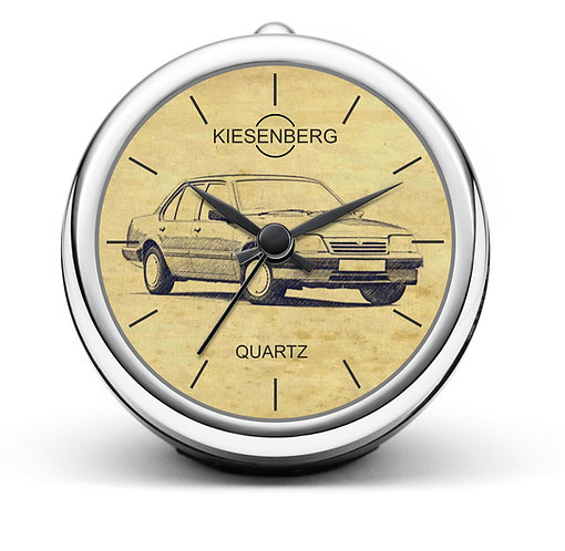 Für Opel Ascona C Fan Tischuhr T-20596
