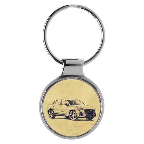 Für Audi Q3 Sportback Fan Schlüsselanhänger A-5134