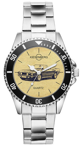 Für Aston Martin V8 Volante Fan Armbanduhr 4038