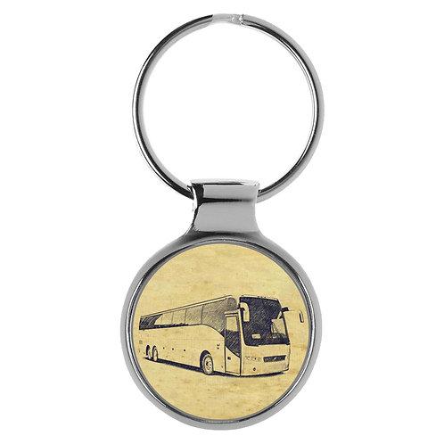 Für Bus Reisebus Fan Schlüsselanhänger A-6308