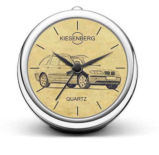 Für BMW E46 Touring Modellpflege Fan Tischuhr T-4816