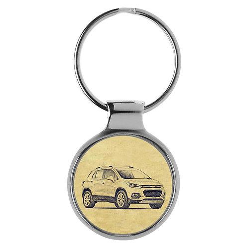 Für Chevrolet Trax Modellpflege Fan Schlüsselanhänger A-4700