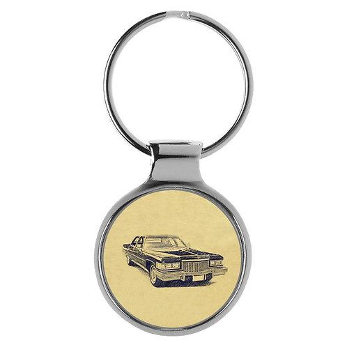 Für Cadillac Fleetwood Fan Schlüsselanhänger A-4114