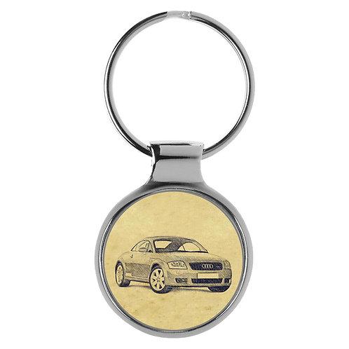 Für Audi TT 8N Coupe Fan Schlüsselanhänger A-5130
