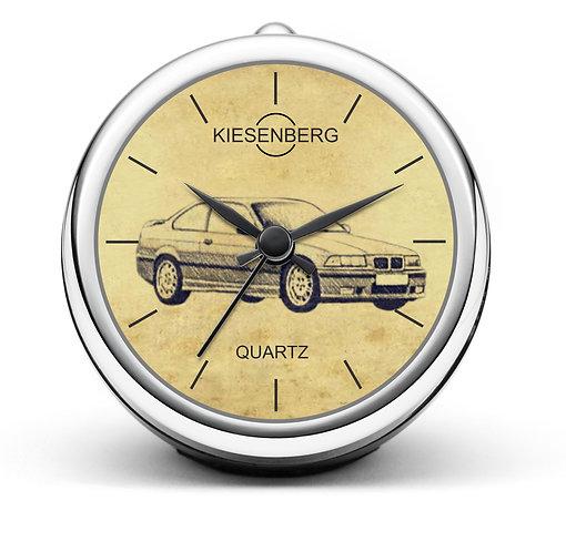 Für BMW E36 M3 Coupe Fan Tischuhr T-5724