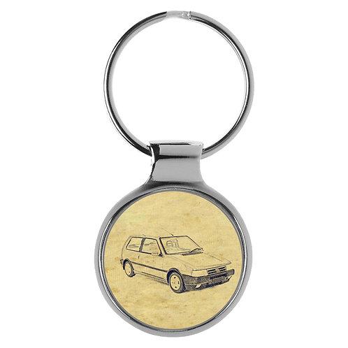 Für FIAT UNO Fan Schlüsselanhänger A-6482