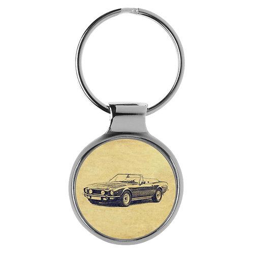Für Aston Martin V8 Volante Fan Schlüsselanhänger A-4038