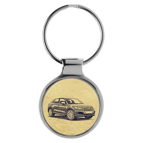 Für Audi SQ2 Fan Schlüsselanhänger A-5099