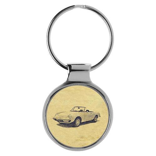 Für Alfa Romeo Spider Fan Schlüsselanhänger A-4024