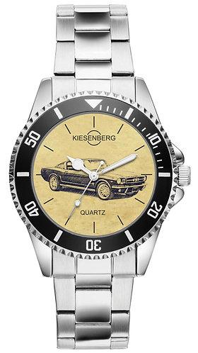 Für Ford Mustang Fastback 1965 Fan Armbanduhr 4929