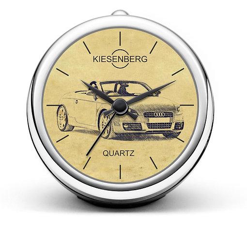 Für Audi TT 8J Roadster Modellpflege Fan Tischuhr T-5128
