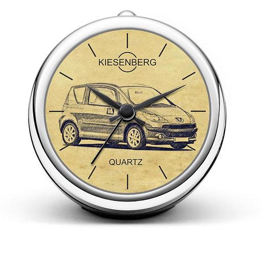 Für Peugeot 1007 ab 2005 Fan Tischuhr T-5275