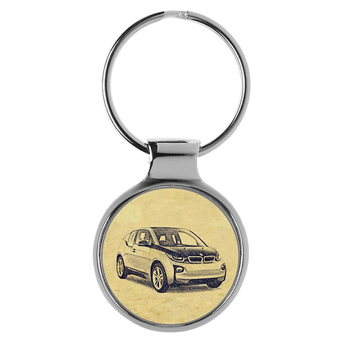 Für BMW i3 Fan Schlüsselanhänger A-4631