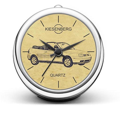 Für VW Golf IV Cabrio Fan Tischuhr T-5038