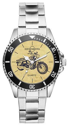 Für Harley Davidson Fat Bob Motorrad Fan Armbanduhr 20405