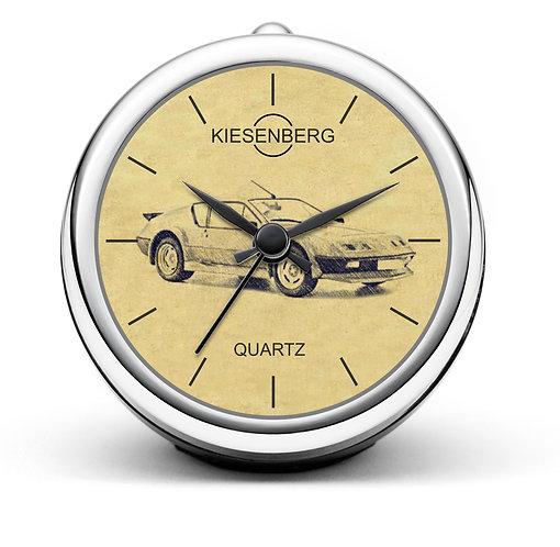 Für Alpine A310 Fan Tischuhr T-4102