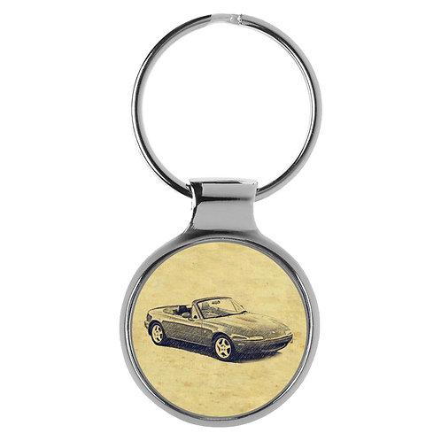 Für Mazda MX-5 NA Fan Schlüsselanhänger A-20742