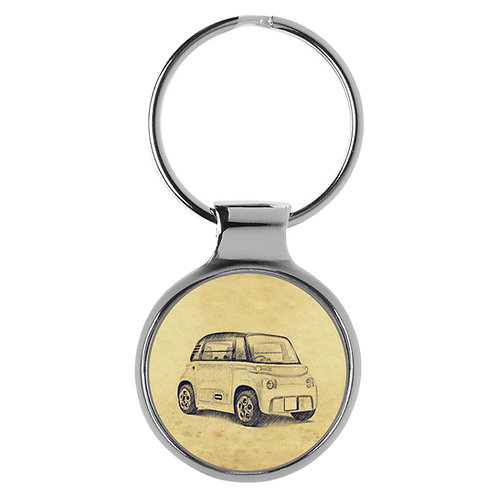 Für Citroen Ami Fan Schlüsselanhänger A-5599