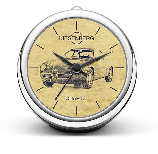 Für Alfa Romeo Giulietta SZ Fan Tischuhr T-4008