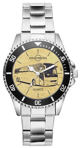 Für Bus Reisebus Fan Armbanduhr 6308