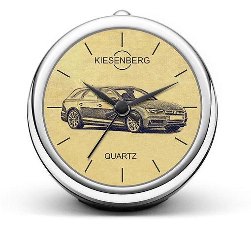 Für Audi A4 (B9) Avant Fan Tischuhr T-4079