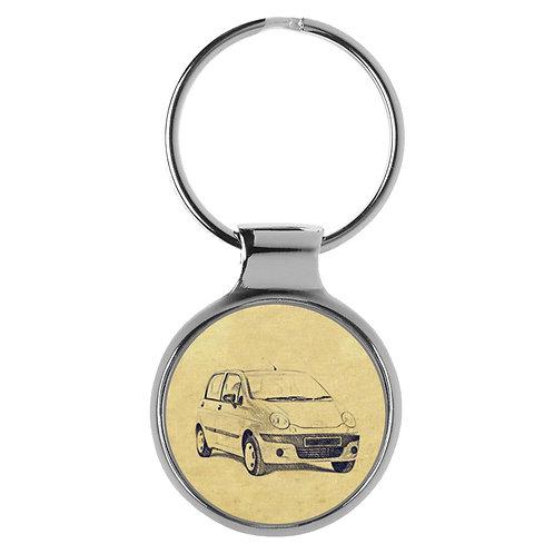 Für Chevrolet Matiz M100 Fan Schlüsselanhänger A-4705
