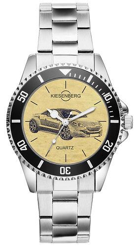 Für Peugeot RCZ Facelift Fan Armbanduhr 4341
